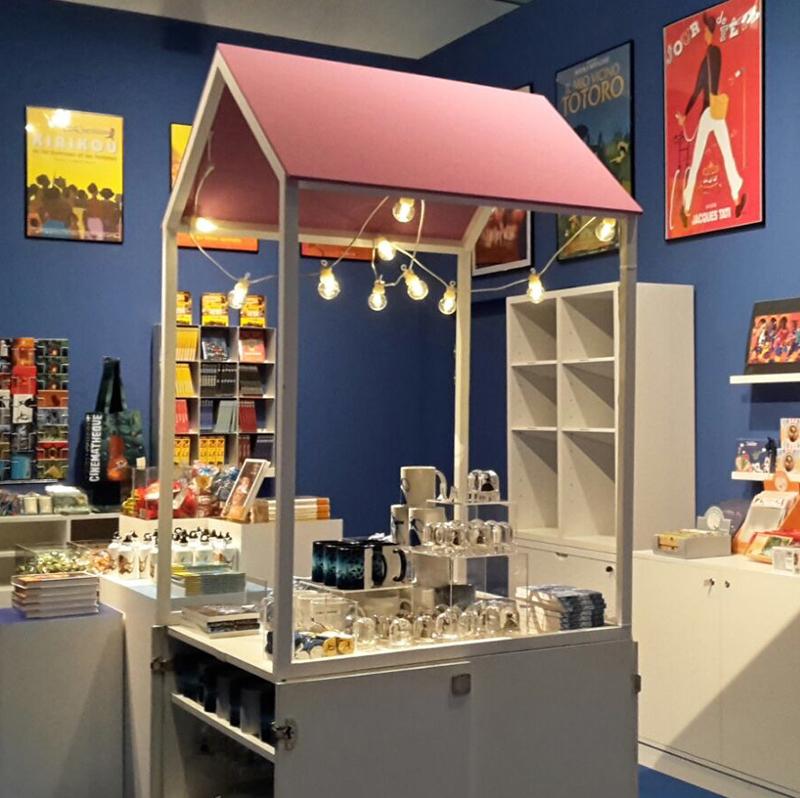 Hélène Genter Retail Design et Merchandising Visuel